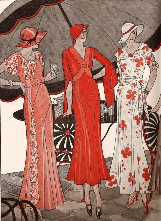 Glamour 1930's style