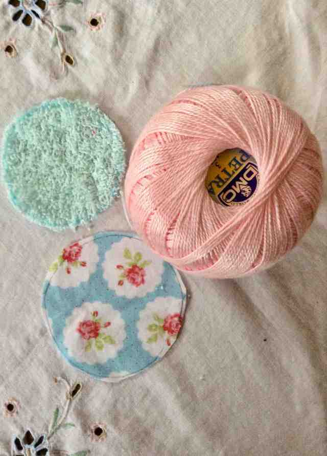 Eco make up remover pads